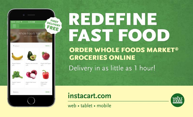 Online Grocery Store Delivery Saving You Money