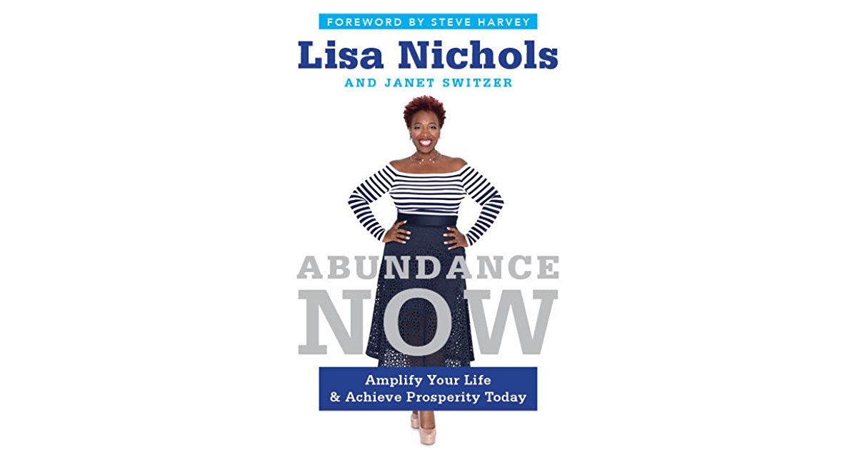 Lisa Nichols' 4 Simple Steps to Get Rid of Negative Thinking About Wealth