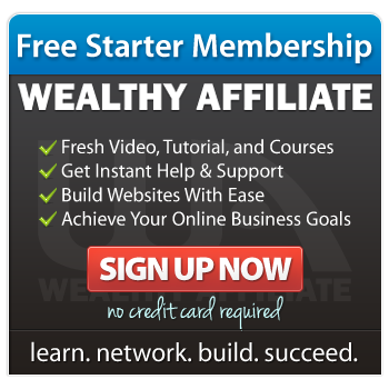 Wealthy Affiliate Free Membership https://www.wealthyaffiliate.com?a_aid=2f98d5d1